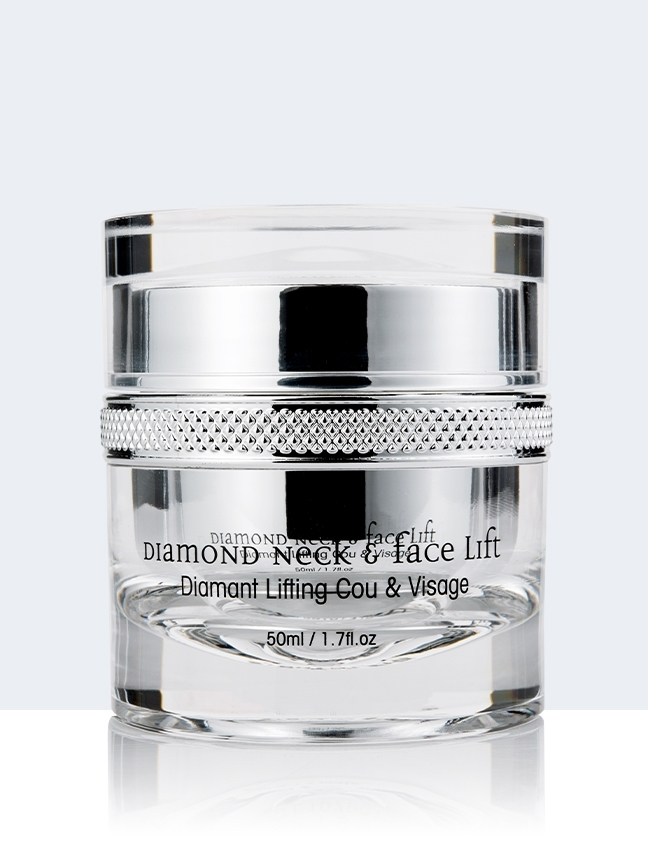Diamond Neck & Face Lift Cream back