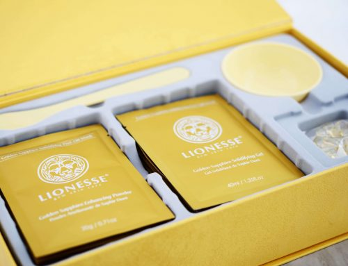 17 Groundbreaking Ingredients in the Golden Sapphire Collection