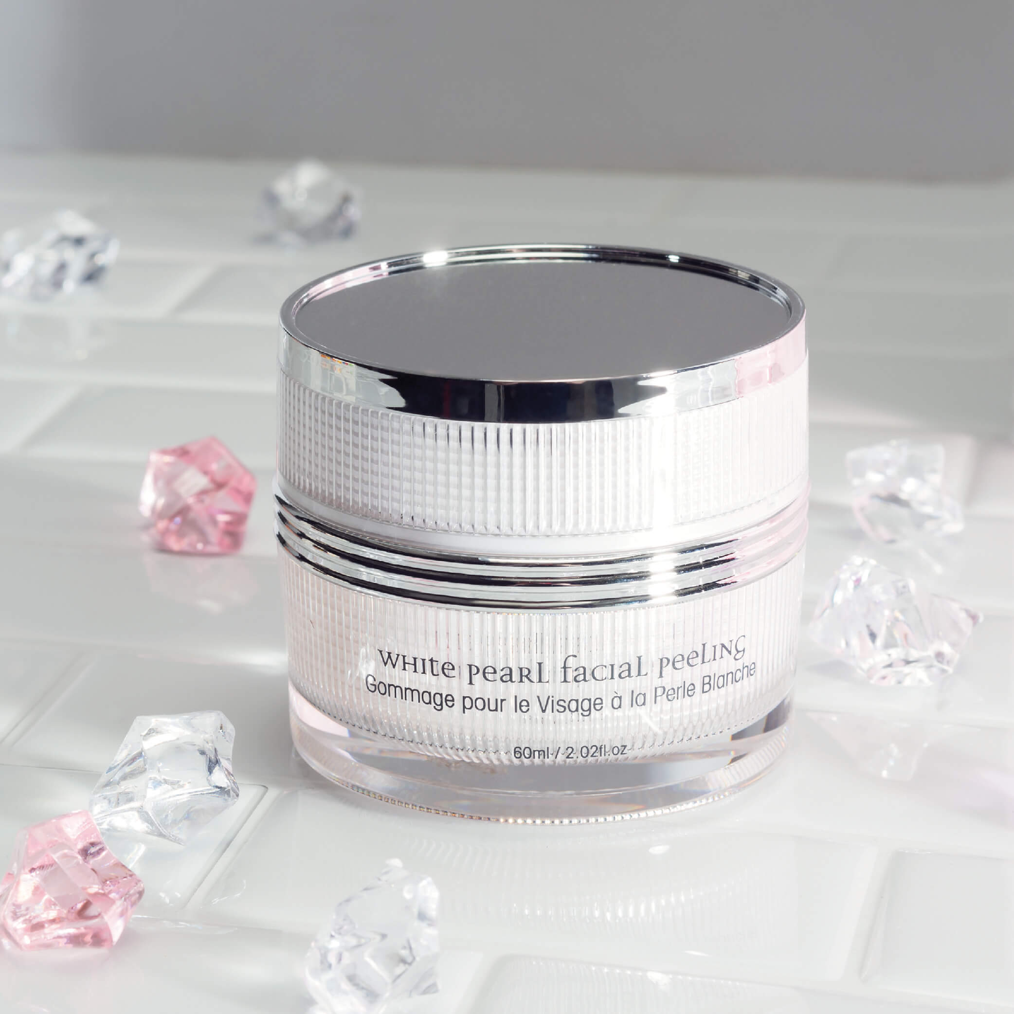 Lionesse White Pearl Facial Peeling
