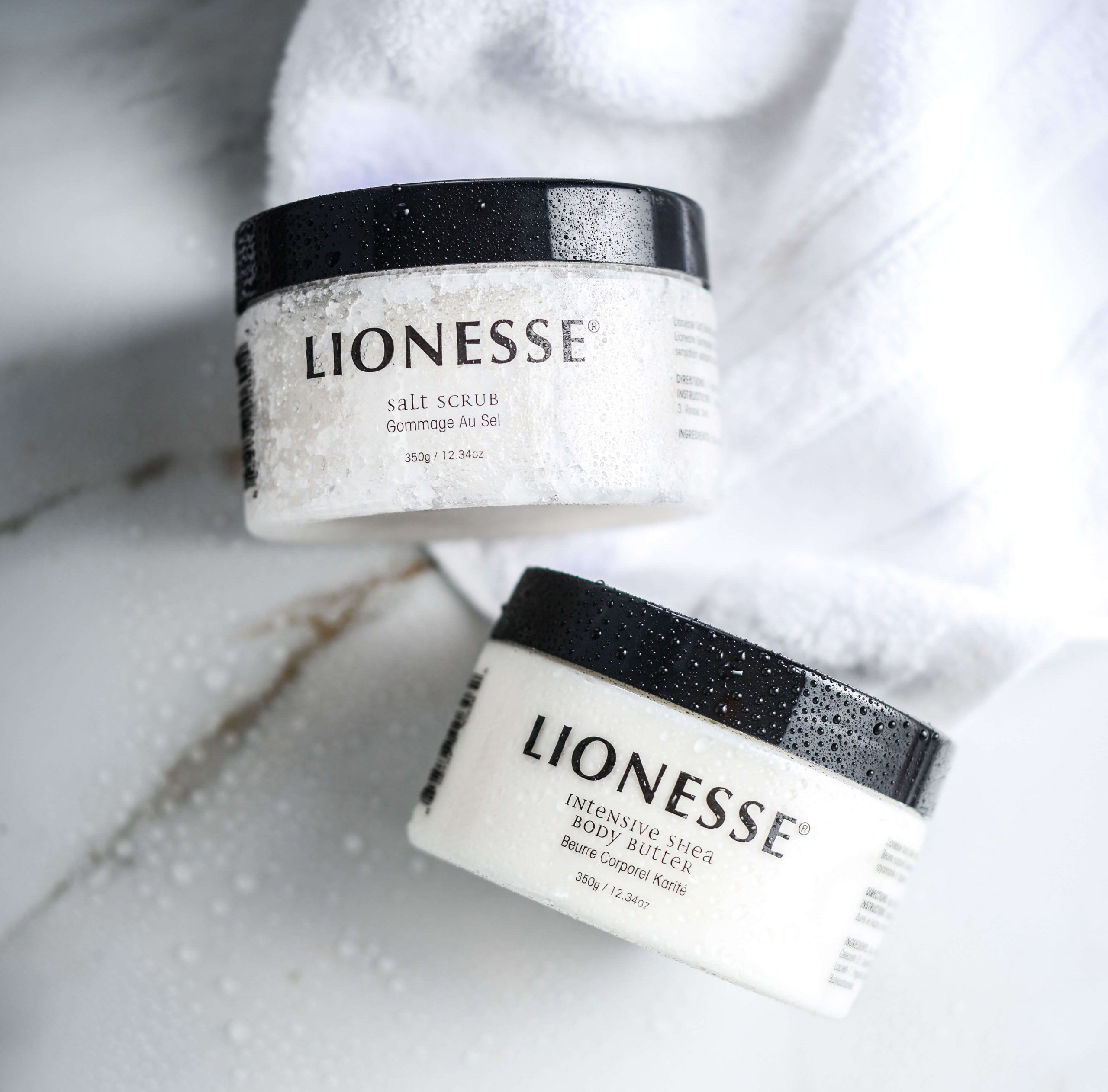 Lionesse skin products