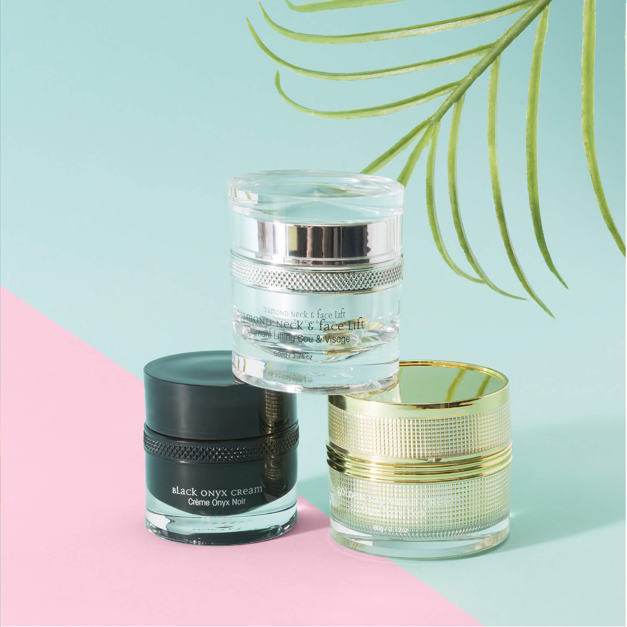 Lionesse skincare products