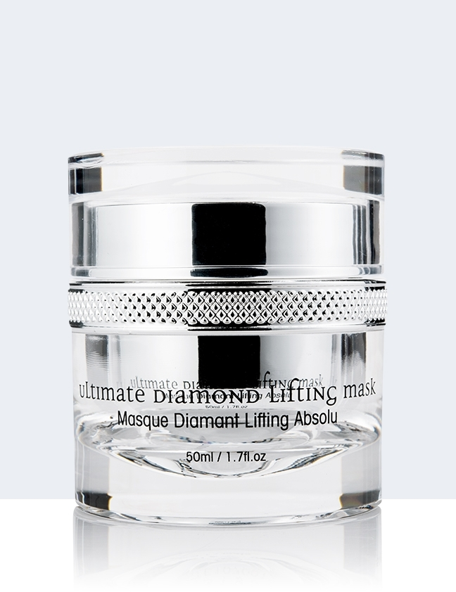 Ultimate Diamond Lifting Mask back